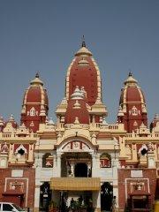 Lakshmi Narayan Temple or the Birla Temple