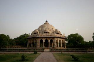 Isa Khan Niyazi's Tomb