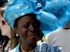 Bonnet in Blue