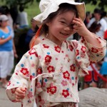 Little girl at Japan Day 2010
